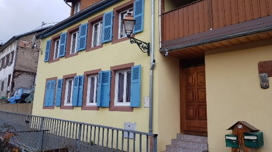 Hotel Wistub Aux Mines d'Argents Image