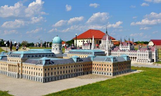 Mini Hungary Park Morahalom