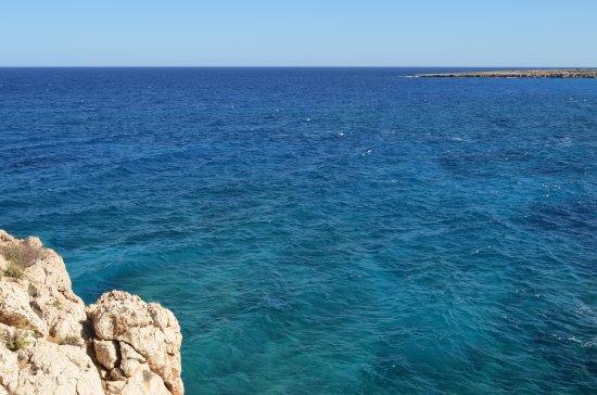 Zona di Paphos, Cipro: голубая лагуна
