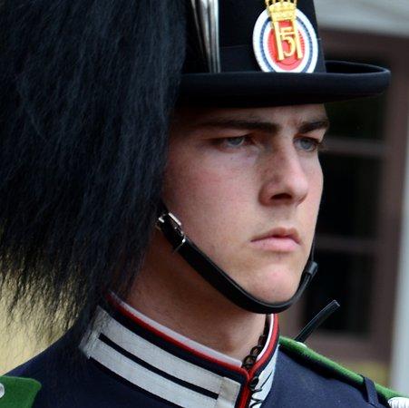 Oslo, Norway: Loninklijke garde