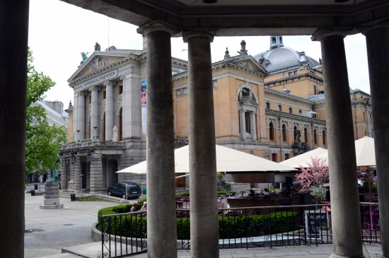 Oslo, Norway: Nationaal theater
