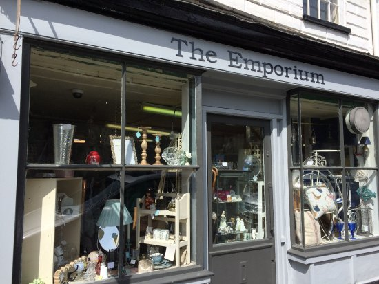 Come and browse at the Godstone Emporium