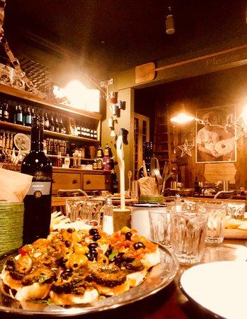 Bexhill-on-Sea, UK: Buon Appetito!!