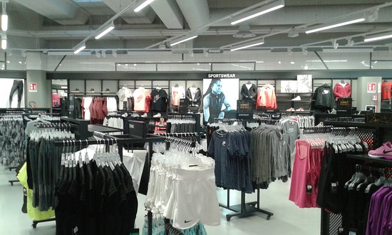 Nike Factory Store – Scalo Milano