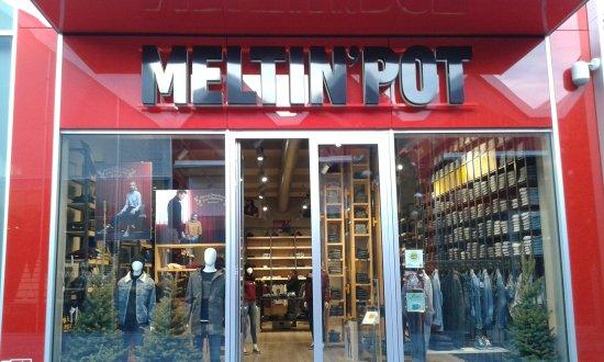 NEGOZIO MELTIN\'POT... - Picture of Scalo Milano Outlet ...