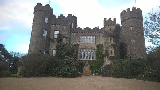 Malahide Castle: Castello