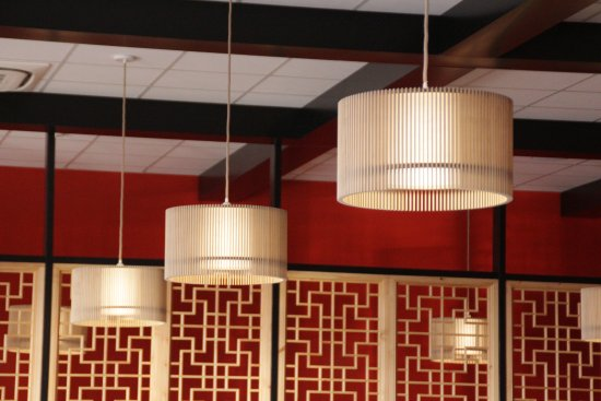 Lights Designed By A Local Kiwi Designer With An Oriental