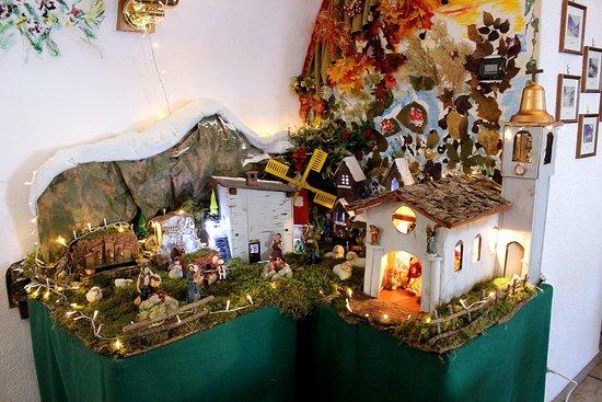 Valpelline, Ιταλία: La crèche de Noël