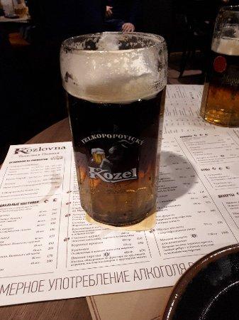 Отменное недорогое пиво в центре Москвы