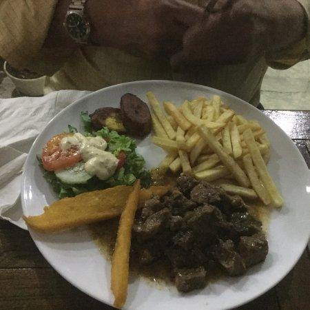 Real Bonairean Food!