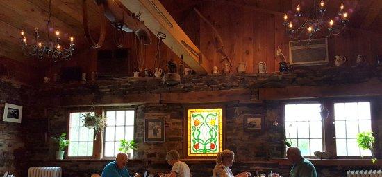 West Hurley, NY: Interior Main Dining Room