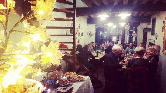 Buffet Verjaardag.Chef Salvo Annalisa Siciliaanse Verjaardag Buffet