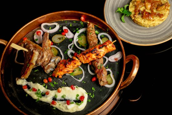 azar libanese food
