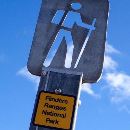 Wilpena, Australia: Bridle Gap