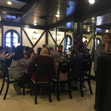 Cozy Corner Restaurant Ampang Park