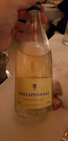 champagne x brindare ad un incontro