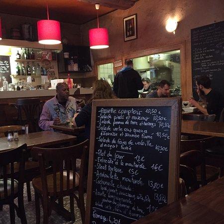 Le comptoir du vin lyon restaurantanmeldelser tripadvisor - Comptoir lyonnais d electricite catalogue ...