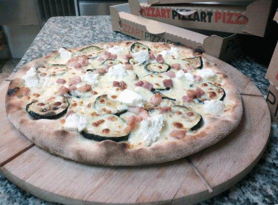 Mondo Pizza Pizzuta: Pizza Doriana