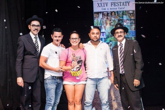 Santa Rita, PB: Teatro Ivonaldo Rodrigues - Festival de Teatro 2017 (16/09/2017)