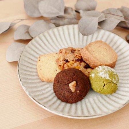 Grain Rain: 美味又營養的手工餅乾