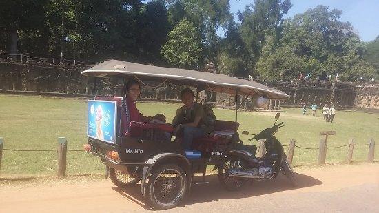 Mr. Nin Tuk Tuk Driver