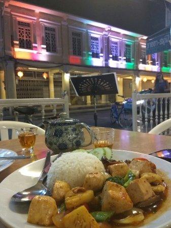 Phuket's best vegan restaurant