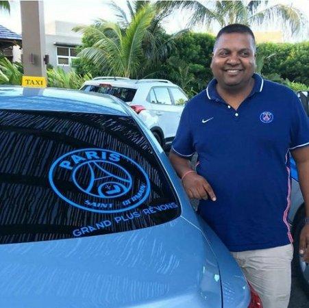 Vishal Taxi Ile Maurice