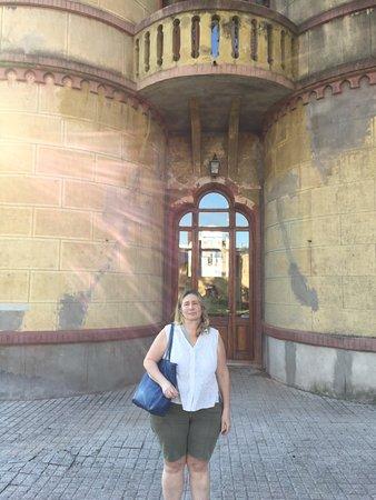 Jesus Maria, Argentina: torre 4 petalos