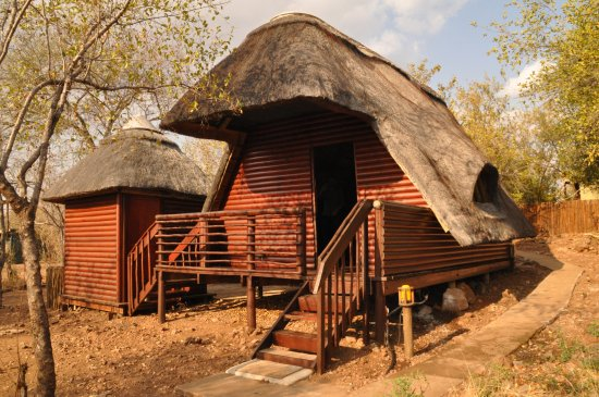 Hoedspruit, Sudáfrica: Our room in Tsakane