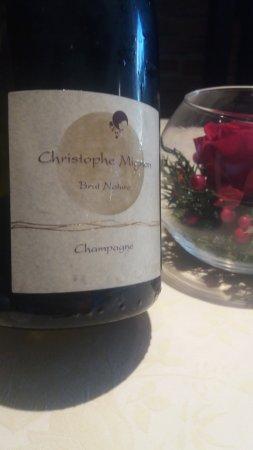 Bosnasco, Italia: Champagne