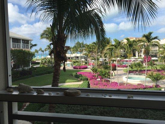 أوشن كلوب وست: View from one bedroom suite in Sea Fan building