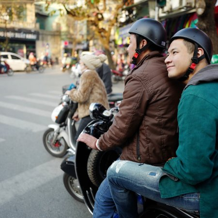 Vietnam by Vespa