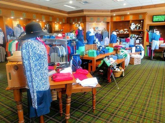 TPC Myrtle Beach: pro shop