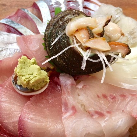魚喜家, 海鮮丼!