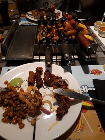 Absolute barbecue coupons chennai
