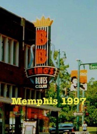 B.B. King Blues Club & Grill: My photo 35mm 1997 . . .