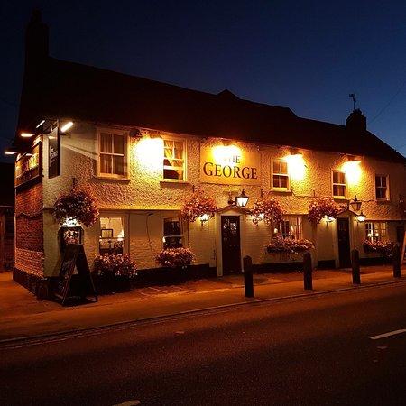 Singlewell, UK: The George Restaurant