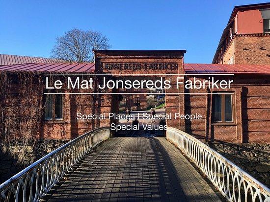 Le Mat Jonsereds fabriker