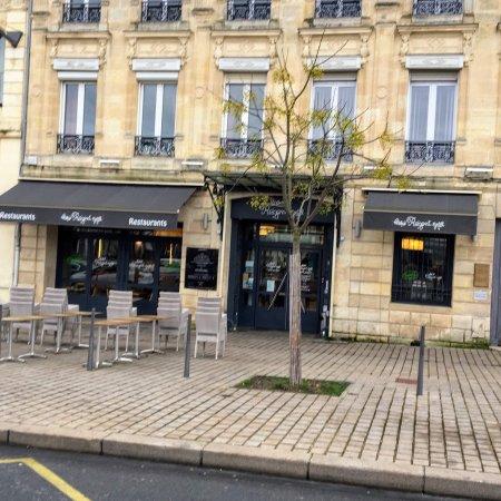 Restaurant Place Stalingrad Bordeaux