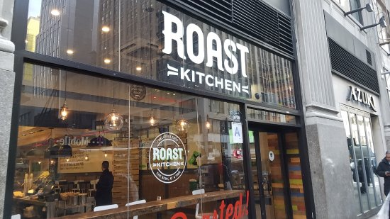 Roast Kitchen, New York City - 520 8th