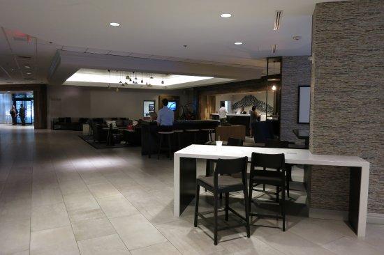 Bethesda, MD: lobby