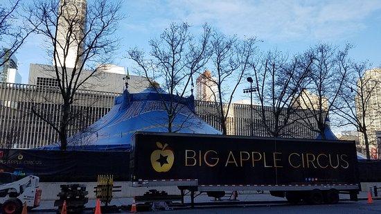 Big Apple Circus: The circus