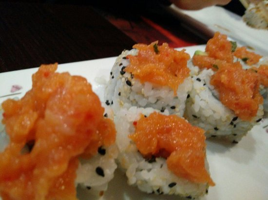 Kuaizi: Uramaki Spicy Salmone