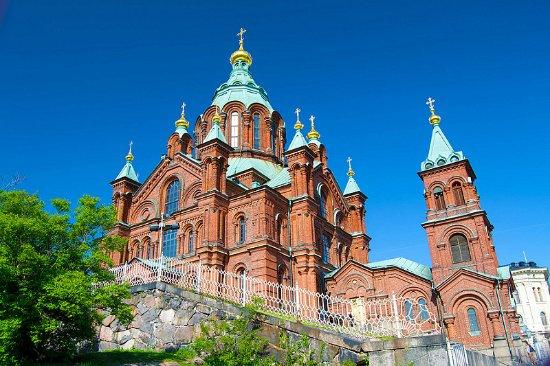 Sobór Zaśnięcia Matki Bożej w Helsinkach