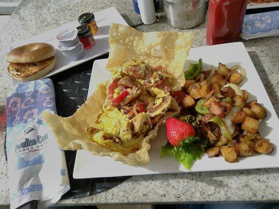 Paradise Cove Beach Cafe Menu Prices