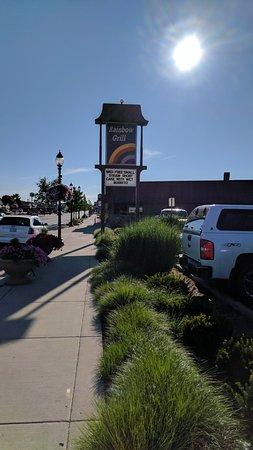 Grandville, Μίσιγκαν: Front Signage