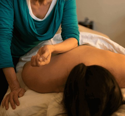 Deep tissue massage In Redding CA at my massage therapy/bodywork studio