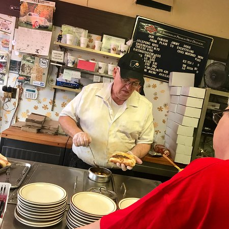Hazleton, PA: Jimmy's Quick Lunch
