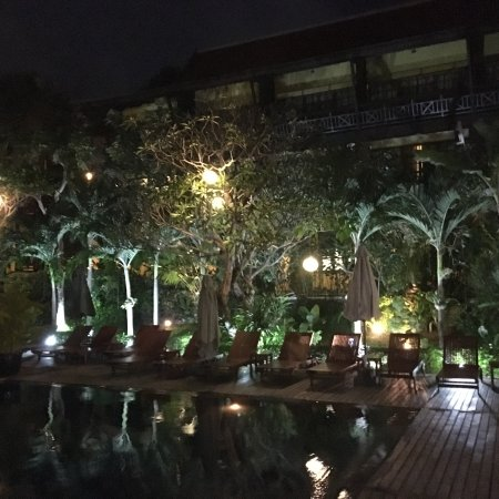 Victoria Angkor Resort Spa