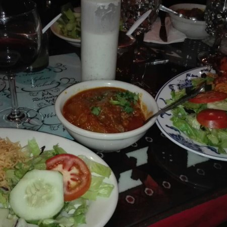 Ariana afghan kabab restaurant new york city midtown for Ariana afghan cuisine